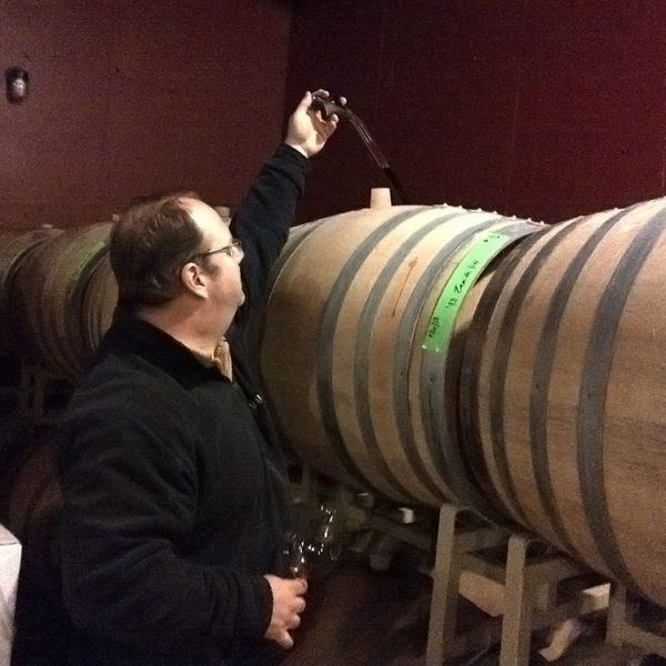 Matt Driscoll Wine Thief