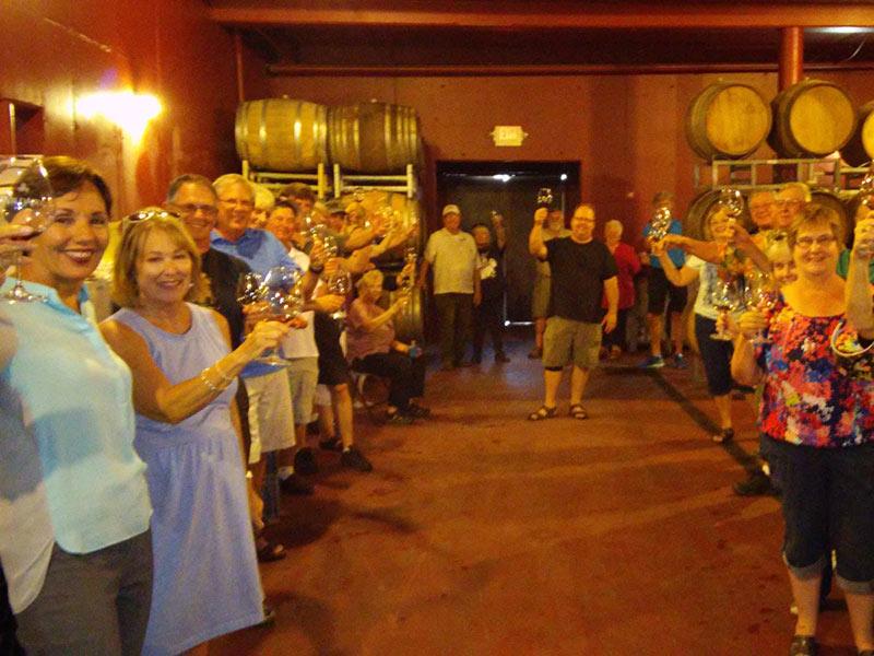 WildAire Wine Club Members