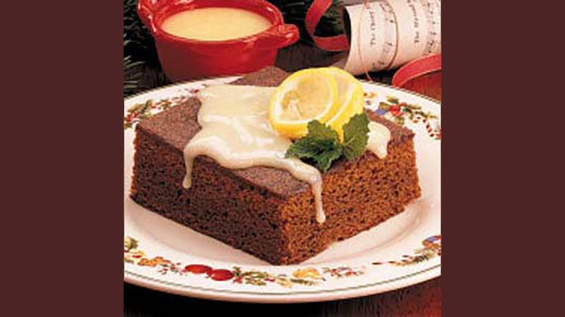 Ginger-Dessert