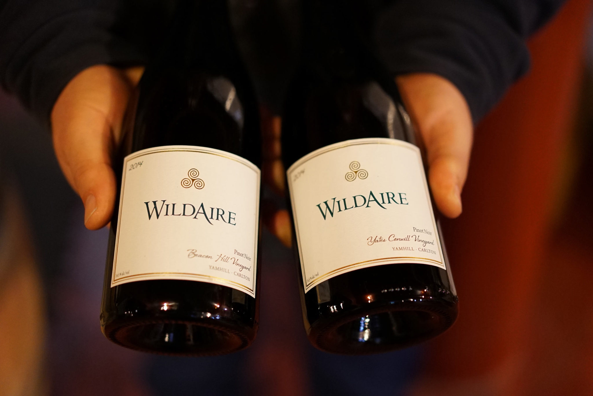 WILDAIRE Bottles