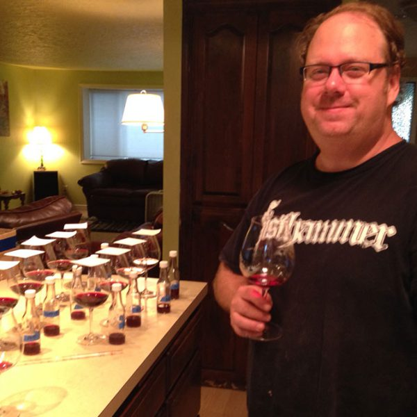 WildAire wine blending