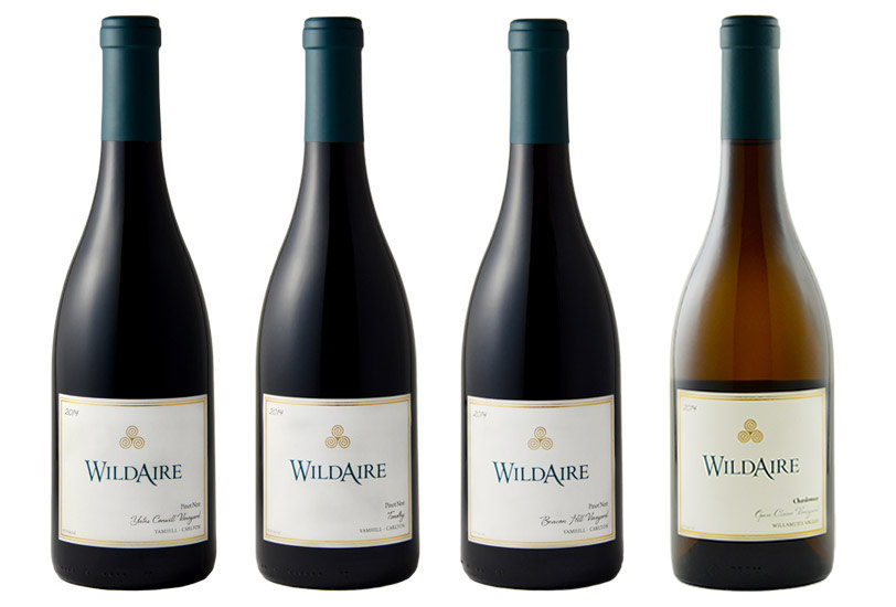 WildAire 2014 Current Release Wines