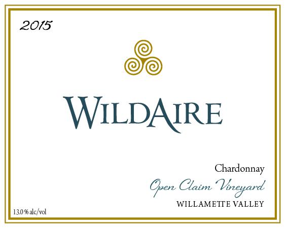 WildAire 2015 Chardonnay