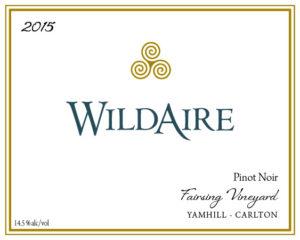 2015 Fairsing Vineyard Pinot Noir